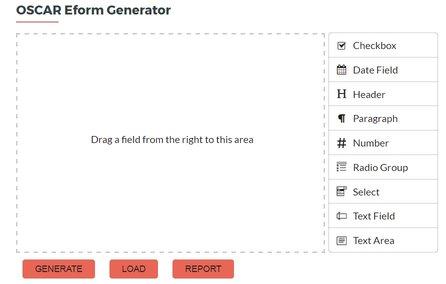 OSCAR Eform Generator